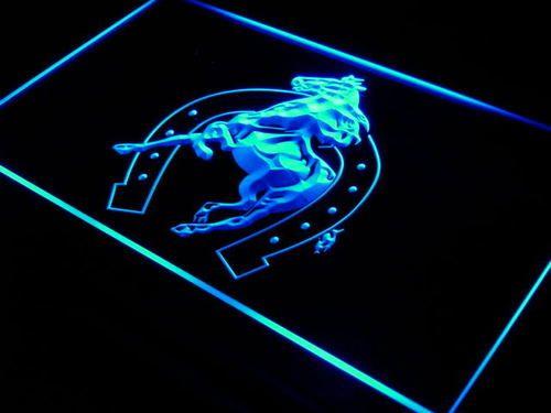 Horse in Shoe Display Bar