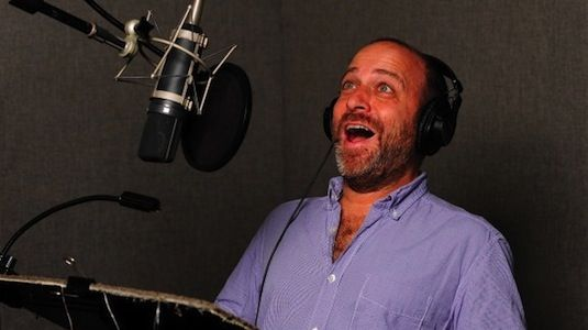 Exclusive Q w/the voice of Sterling Archer and Bob's Burger's Bob, H. JON BENJAMIN.