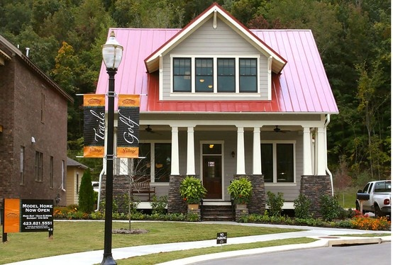 Homes for sale in chattanooga tn near downtown craftsman for Builders in chattanooga tn