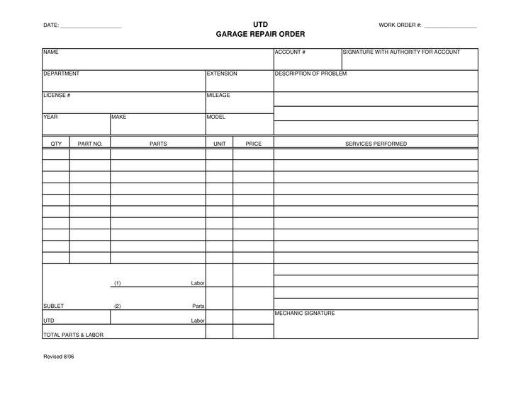 Auto repair invoice sample - Do you need an Auto repair invoice sample? Download this professional Auto repair invoice sample template now!