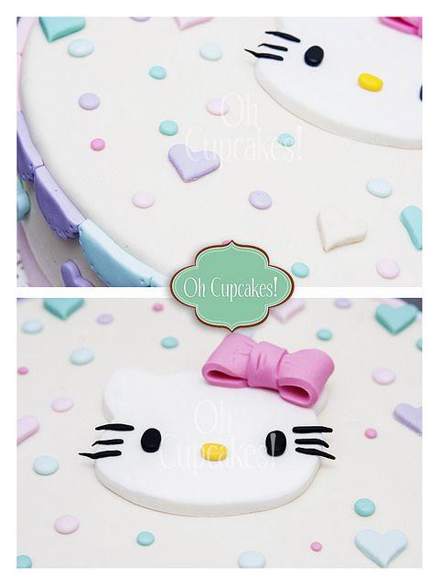 Torta Hello Kitty | Flickr: Intercambio de fotos