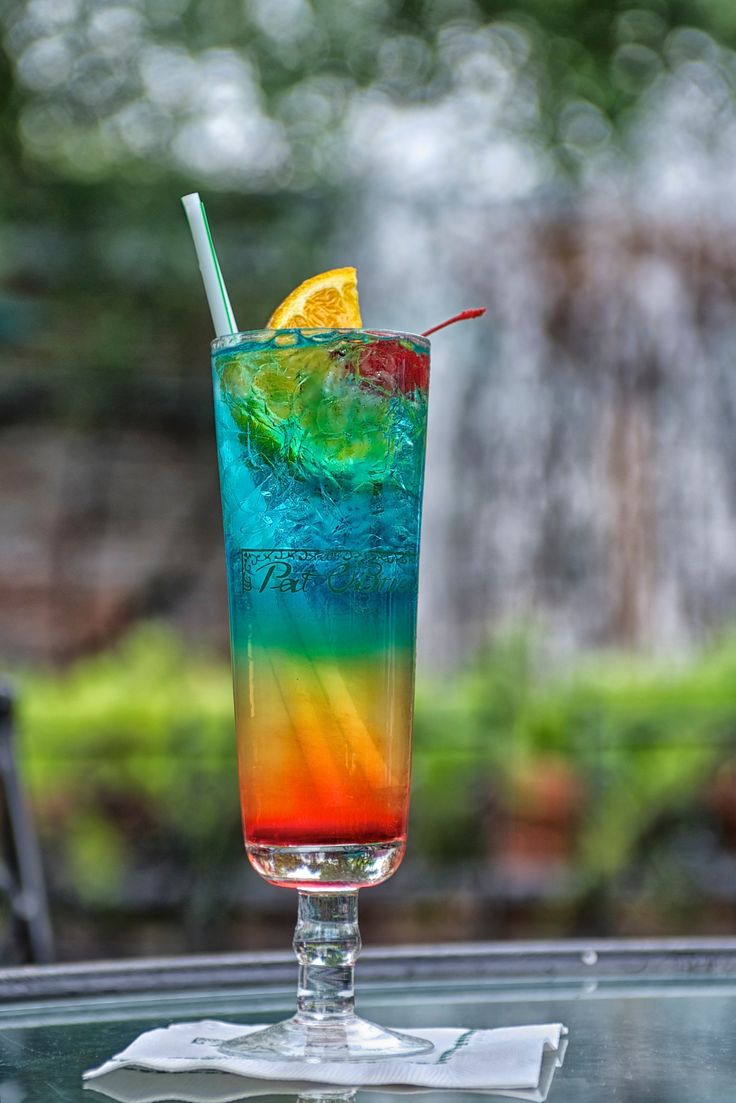 Pat O'Brien's Rainbow, remember when this was Pete's ...