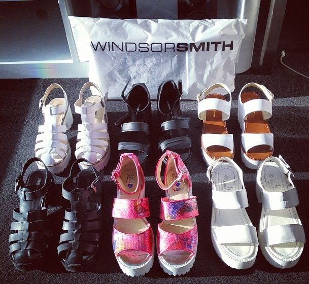 Windsor Smith shoes omg