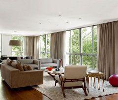 70 fotos de cortinas e persianas para todos os gostos