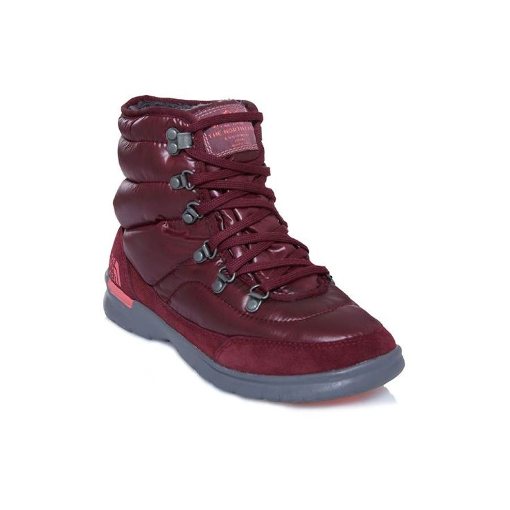 The North Face   THERMOBALL LACE II SNEAKER Winterstiefel Damen   lila   VAOLA