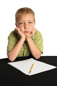Many parents struggle with getting their child to complete homework after school.  Rarely is a child ever anxious to get back to work when he returns home from school