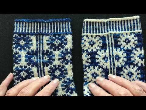 428 best Перчатки 2 images on Pinterest | Knitting, Bible and Stricken