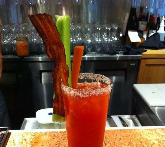 #baconcaesar, #ediblecanada