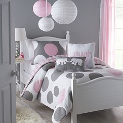 """Love this for a """"big girl"""" room for Lex"""