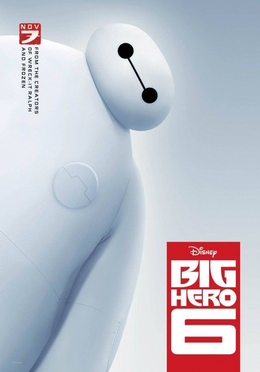 Click to View Extra Large Poster Image for Big Hero 6