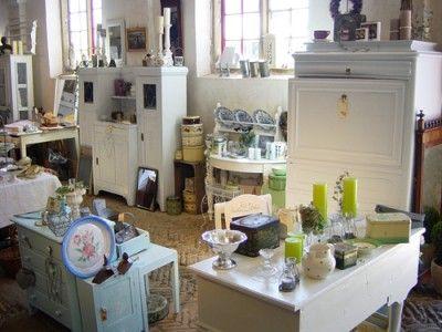 Kontakt < Romantikken - Franske møbler og Brocante i Søndersø