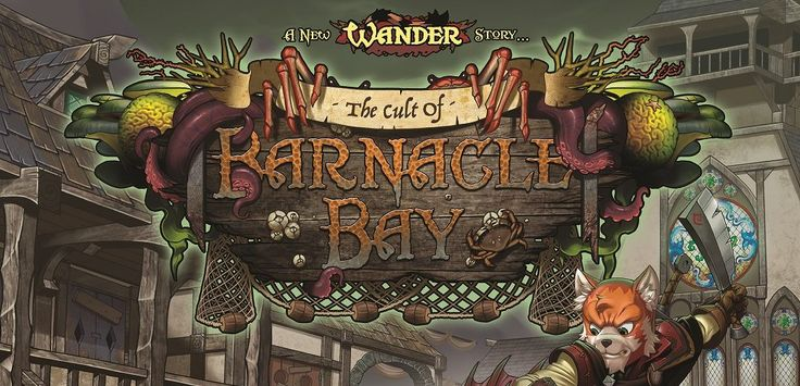 Panda Cult Games Posts Wander: The Cult of Barnacle Bay Preview  http://www.tabletopgamingnews.com/panda-cult-games-posts-wander-the-cult-of-barnacle-bay-preview/