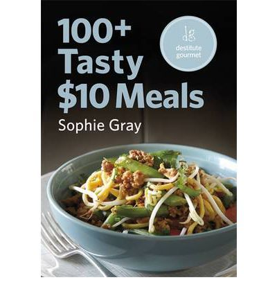 Still maintaining the Destitute Gourmet principles of stylish food on a tight budget Sophie here presents 100 recipes that each cost less than $10 to make. The list includes lots of pasta meals, oven bakes, curries, stir fries - all healthy, nutritious, tasty food that is cheap and quick to make.