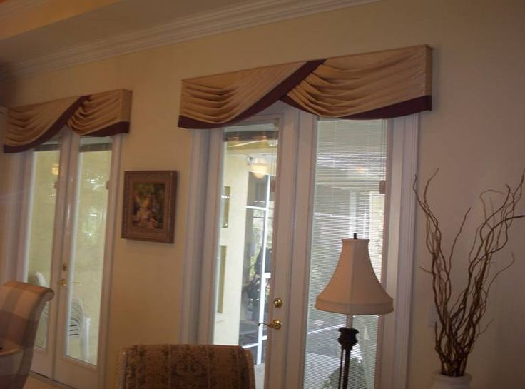 16 best images about custom drapery valance on pinterest for Unique drapes and curtains