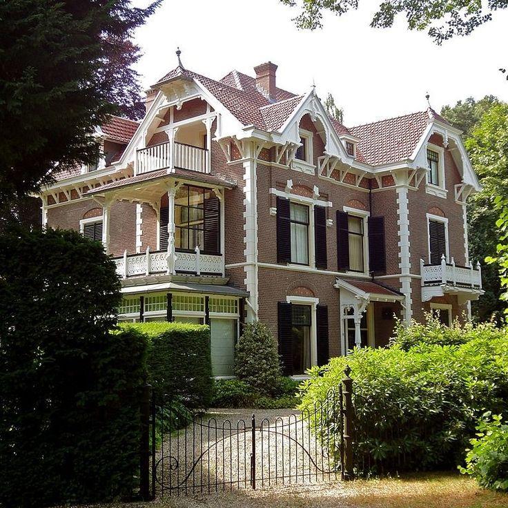 H. Sweris, Villa Rozenstein, Wilhelminalaan 10, Baarn, Noord-Holland.