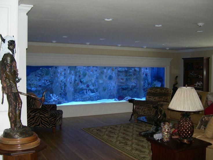 Living Room Decorating Ideas Fish Tank 126 best aquariums & fish tanks images on pinterest | aquarium