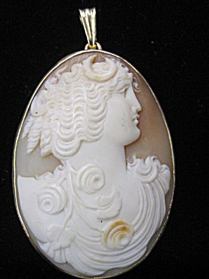 158 best vintage cameo jewelry images on pinterest vintage cameo antique cameo pendant mozeypictures Images