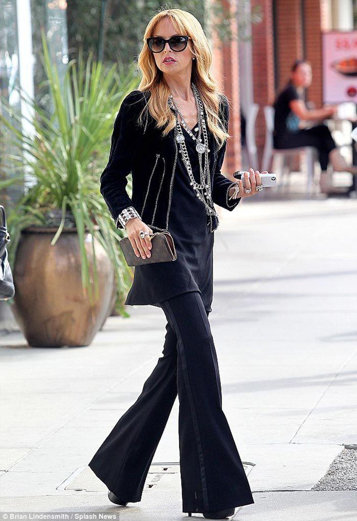 Rachel Zoe adora o estilo boho