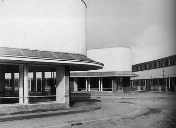 Kiefhoek Housing Development, Rotterdam J.J.P. Oud, 1928-1930