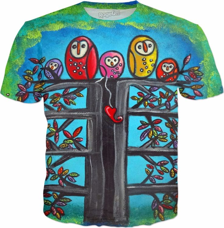 Check out my new product https://www.rageon.com/products/the-owl-family-ii on RageOn!