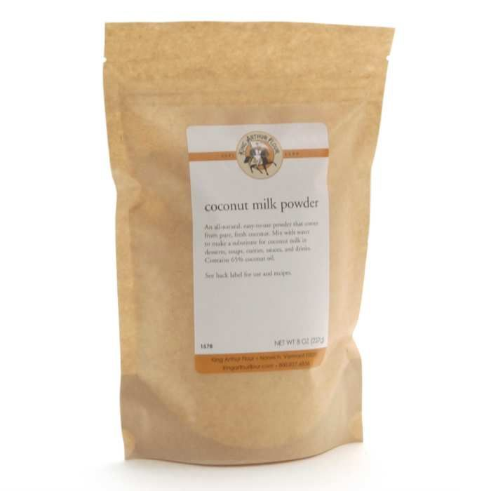 Coconut Milk Powder - 8 OZ.  $10 King Arthur Flour
