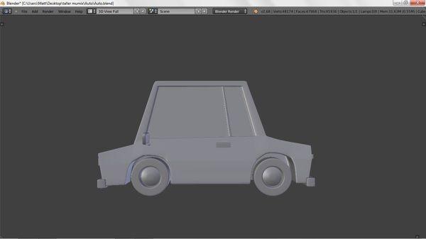 Car! Side