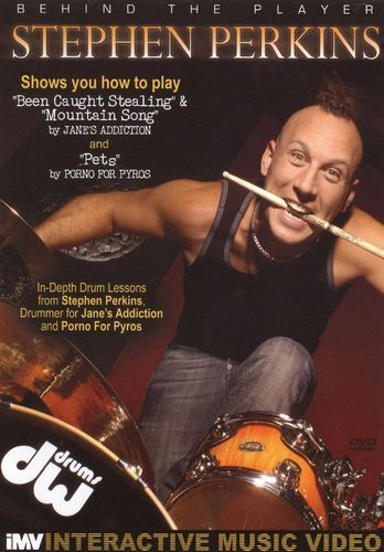 Behind the Player: Stephen Perkins [DVD] [2008]