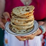 Gorditas de Huevos (Masa Cakes Stuffed With Eggs) | SAVEUR