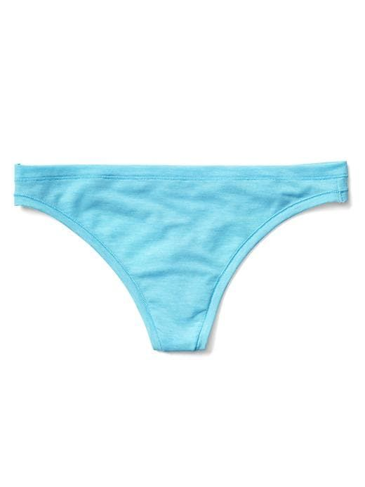 Gap Womens Breathe Thong Competition Blue