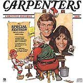 Carpenters - Christmas Portrait / 1984 / CD / A&M Records #Christmas