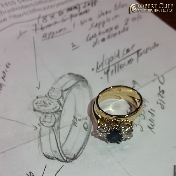 It is wonderful to see custom #designs coming to life! A great view from the #jewellers bench of the finished #engagementring and #weddingring. --- #workshop #Jewellers #sydney #jeweller #designer #masterjeweller #castletowers #jewellerydesigner #jewellerydesign #design #igersaustralia #igerssydney #KingsOfBling #sydney #australia #bling #behindthescene #bts #jewellery #jewelry #blingbling #SydneyJewellers #MasterJewellers #style #gems #jewels