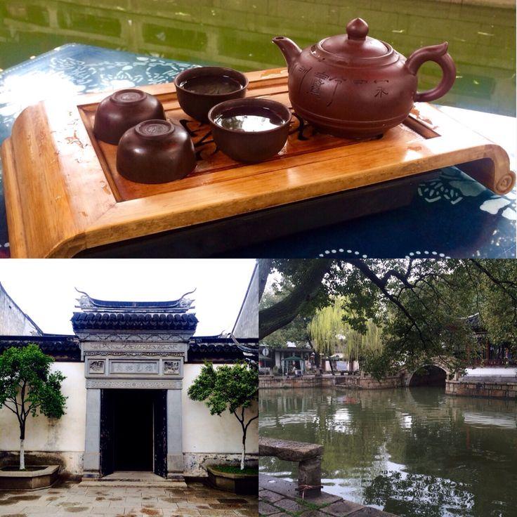 Tongli, China.