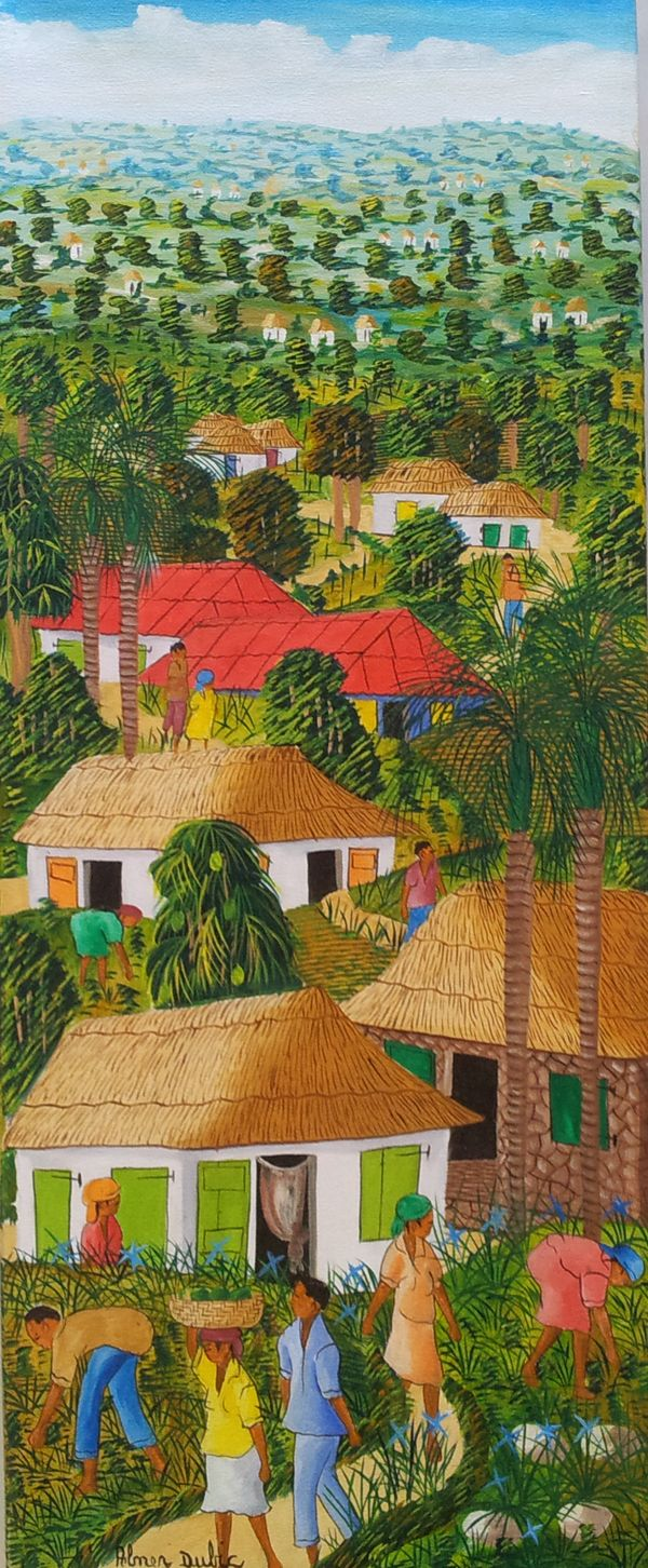 Haitian Art - Caribbean Fine Art - Eastern Cuban Art