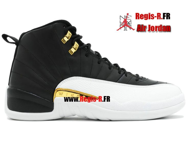 Air Jordan 12 Retro wings Chaussures Basket Jordan Pas Cher Pour Homme or
