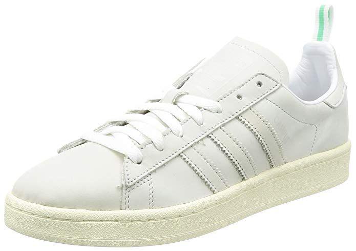 Adidas Campus Schuhe Herren Weiss Mit Weissen Streifen Schuhe Herren Adidas Schuhe