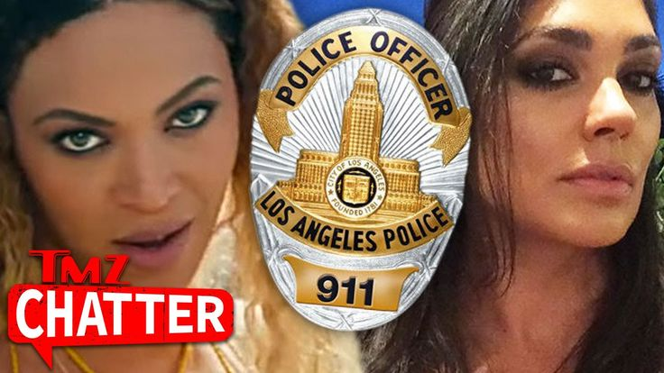 Beyonce -- LAPD Target Beyhive For Alleged 'Becky with the Good Hair' Hack