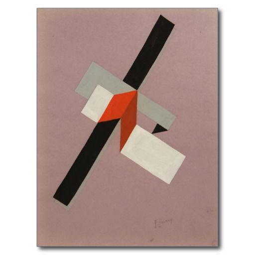 El Lissitzky: Proun, constructivismo ruso, URSS
