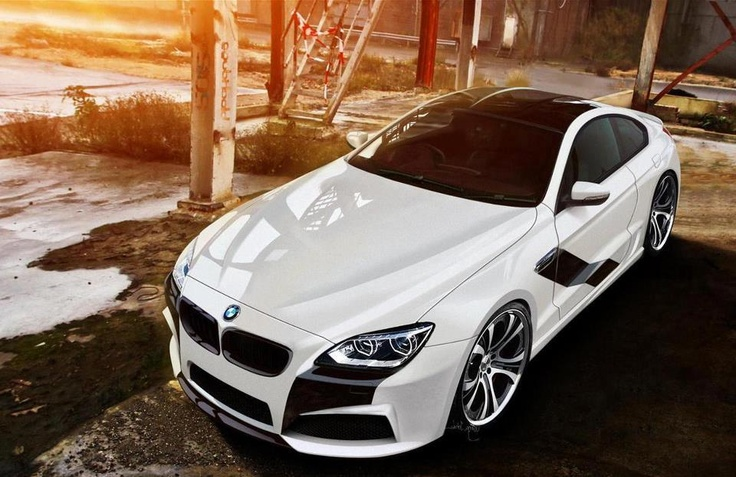 BMW F13 M6 Coupe - Momoyak Design