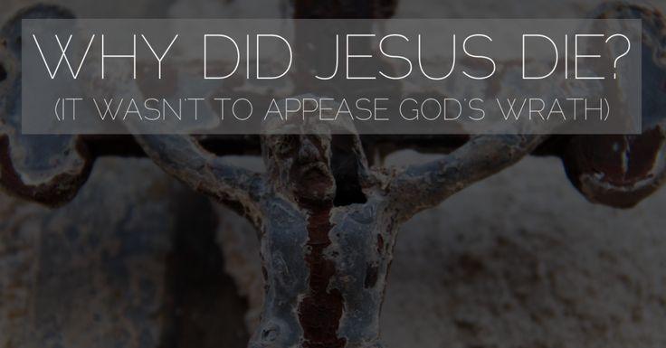 why-did-jesus-die-cross