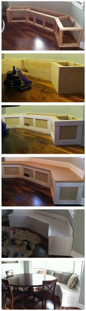 My kitchen is tiny.  This would save sooo much space