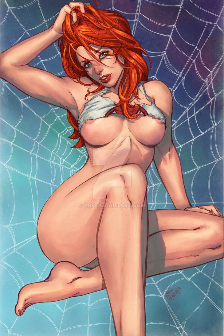 mary jane naked