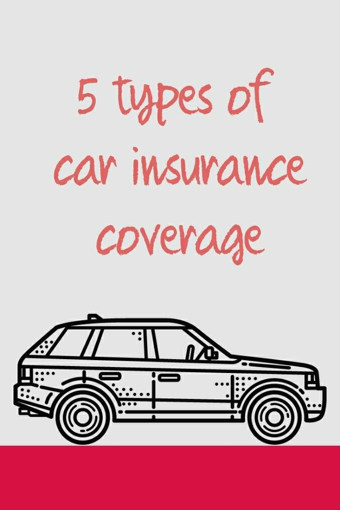 Get To Know About The 5 Types Of Car Insurance Coverage So You Are Protected You Don T Want To Lose Your Hard Earned Car Insurance Insurance Personal Finance