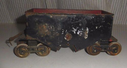 Vintage-Lionel-Standard-Scale-Hopper-Train-Car-for-Restoration