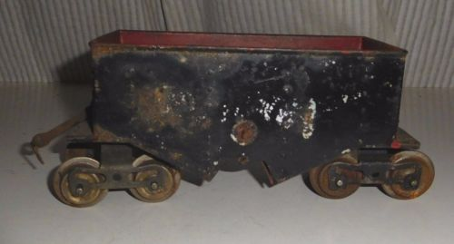 Vintage-Lionel-Standard-Scale-Hopper-Train-Car-for-Restoration