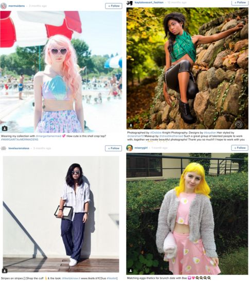 12 Edgy Fashion Instagram Accounts For Girls With A Unique Sense Of Style