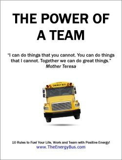 The Energy Bus | Poster Download - Download, Print and Share!