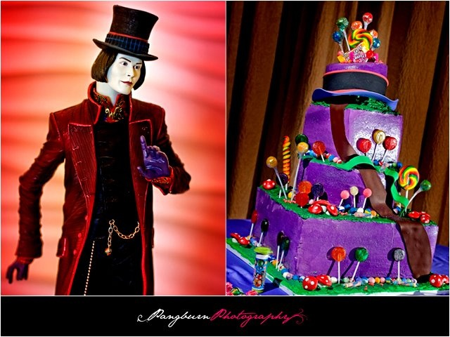 Real Parties: Willy Wonka Bar Mitzvah « the little things.