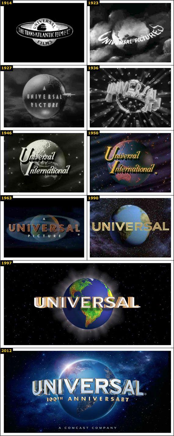 Universal Logo evolution