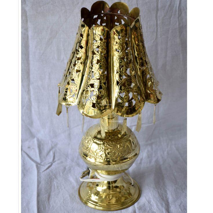 Brass Lamp shade 02