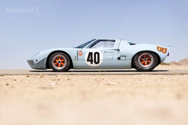 1964-1969 Ford GT40